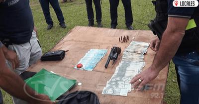 Detienen a uno de los supuestos responsables del asalto a adulto mayor en Campichuelo