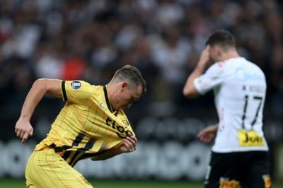 Guaraní vuelve a hacer historia en el Arena Corinthians