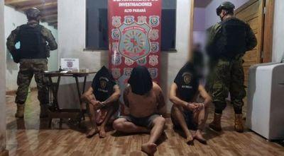 Grupo narco que desplazó al cartel del Chapo en Perú se instala en Paraguay: cae jefe