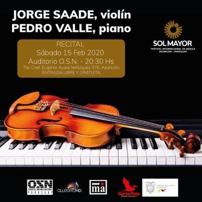 Concierto de músicos ecuatorianos en la OSN