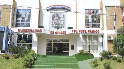 Presidente Franco gasta G. 3.600 millones para vereda