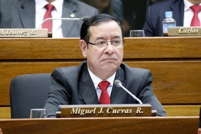 Miguel Cuevas con prisión preventiva