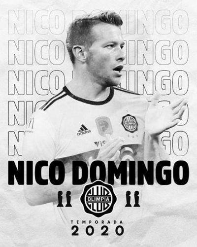 Nico Domingo quinto refuerzo del decano