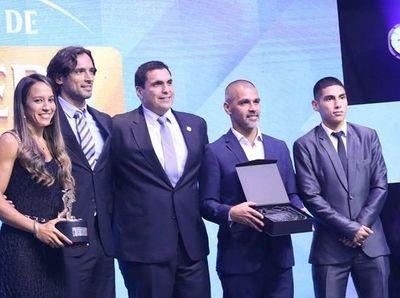 APF premia a los mejores equipos de 2019
