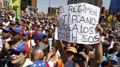 El régimen de Nicolás Maduro arranca el año con récord de presos políticos en sus cárceles