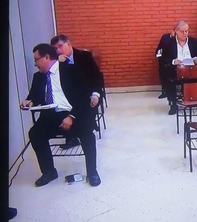 Intendente de Asunción dice que su papá no copió en examen para postulantes a Ministro de la Corte