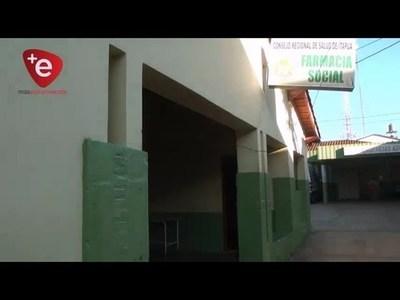 STOCK DE MEDICAMENTOS EN EL H.R.E. ES RENOVADO MENSUALMENTE