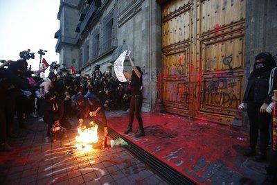México: nueva filtración sobre feminicidio provoca protestas