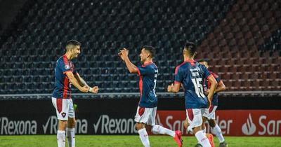 Pachi Carrizo dio el pase a Cerro Porteño a la siguiente ronda de la Libertadores