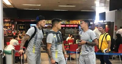 Guaraní ya está rumbo a Brasil para enfrentar a Corinthians