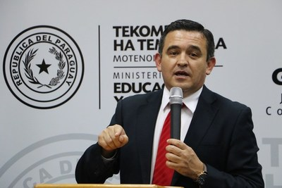 """""""La transformación educativa en manos de este señor hoy está de luto"""""""