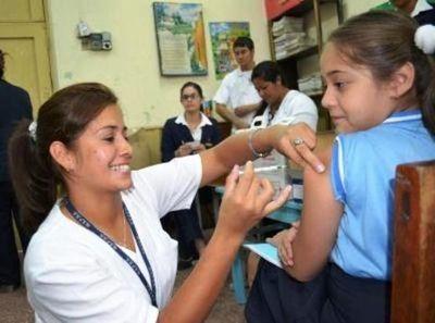 Rige nuevo sistema de vacunación para niños
