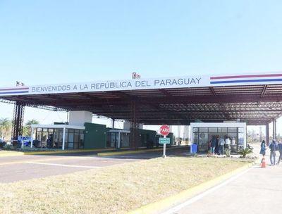 Paso fronterizo a Ituzaingó se encuentra cerrada