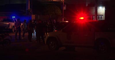 Comisario falleció en accidente en Fernando de la Mora