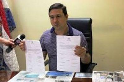Liberal admite que votará por la intervención de la comuna lambareña
