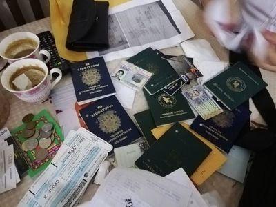 En el Este desarticulan banda que falsificaba documentos para asiáticos