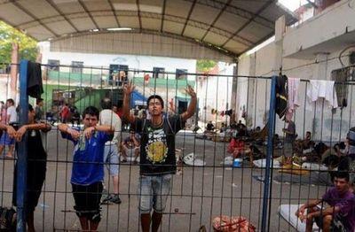 Clan Rotela: Pelea interna deja un recluso herido en Tacumbú