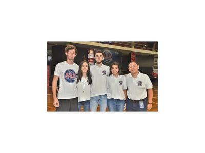 En puertas del Intercolegial ASA 2020