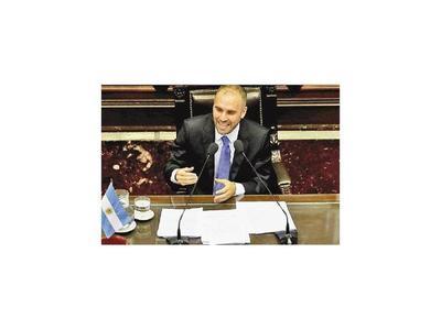 """""""Constructiva"""" reunión de ministro argentino  con el FMI"""