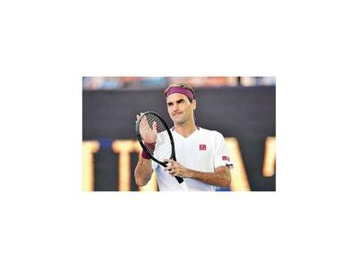 Federer se alista para París