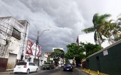 Alerta de tormentas vigente y tiempo inestable se mantendría el fin de semana