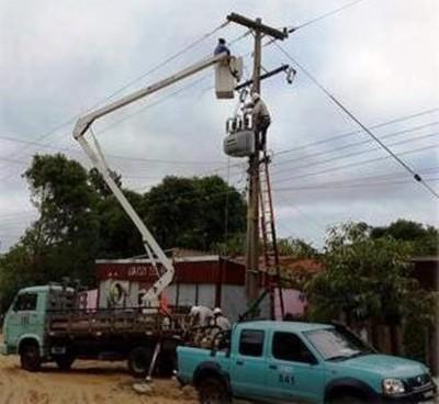 ANDE ejecutará trabajos programados en varias zonas de Asunción y Central