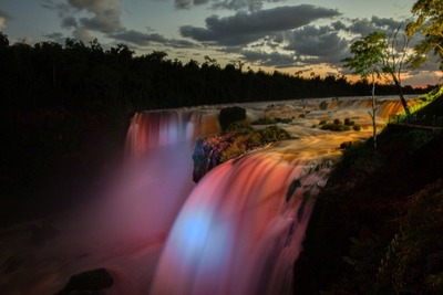 """Se busca descubrir los """"Senderos del Agua"""" del Alto Paraná"""