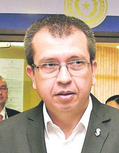"""Operación Cicatriz: Osorio dice que Partido Colorado debe renovarse y centrarse en """"calidad de candidato"""""""