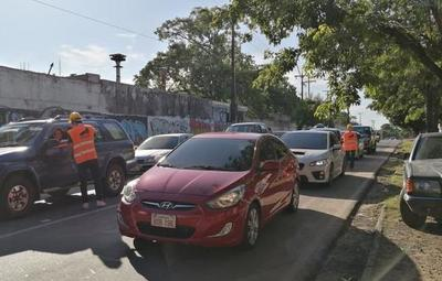 Nuevos sentidos de calles alternativas al Corredor Vial Botánico regirán desde el lunes
