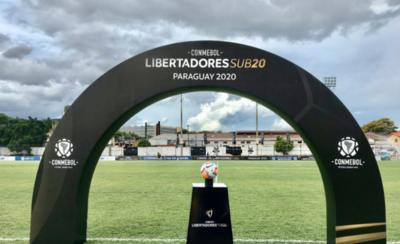 HOY / Libertadores sub 20 comienza hoy