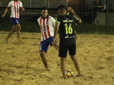 Hayes y Rubio Ñu definirán la Superliga de Fútbol Playa