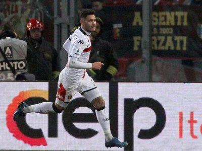 Fabuloso gol de Tonny Sanabria