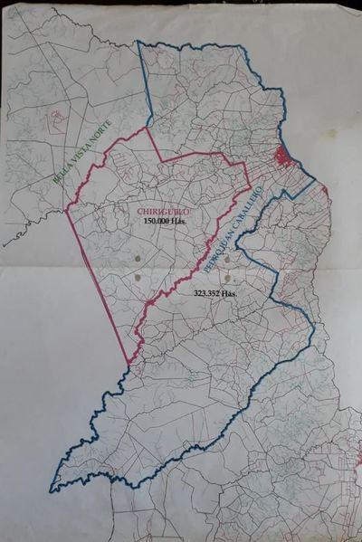 Postergan crear dos distritos