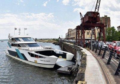 Tras superar avería, el Ferry vuelve a operar desde hoy