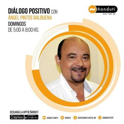 Diálogo Positivo con Ángel Pintos Balbuena