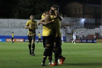 Guaraní vence a Nacional y se queda con la punta