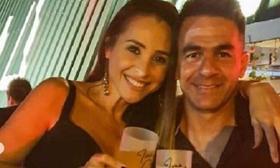 Cinthya de Recalde e Iván Almeida confirmaron la fecha y lugar de su casamiento