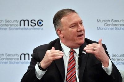 "Estados UEstados Unidos presiona a Europa para acorralar al ""enemigo"" chinonidos presiona a Europa para acorralar al «enemigo» chino"