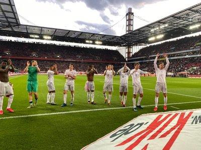 El Bayern tira de contundencia
