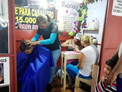 La venezolana que salió de su país y renueva susesperanzas en el Mercado 4
