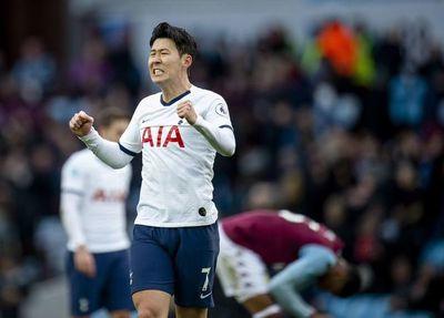 Son derriba al Aston Villa en el último suspiro