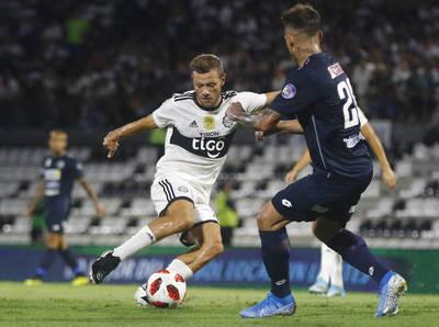 """Nicolás Domingo: """"Disfruto jugar acá"""""""