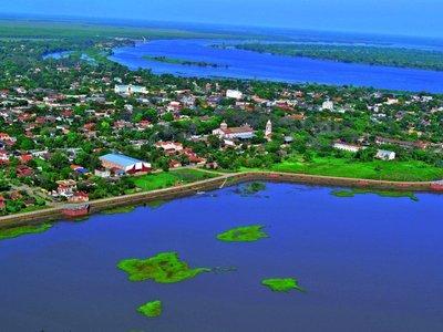 Defensa costera potenciará turismo y economía de  Pilar