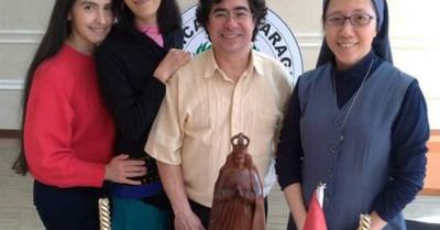 requieEL PA'I QUE SE ANIMÓ Misión de un paraguayo en la República de Taiwán
