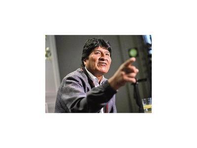 """Morales se siente """"muy bien de salud"""" y vuelve a Argentina"""