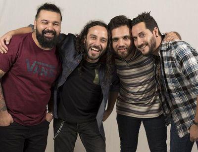 """Salamandra estrena su nuevo tema """"Voy"""""""