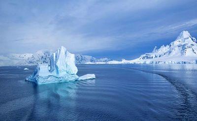 Reportan récord de calor en la Antártida