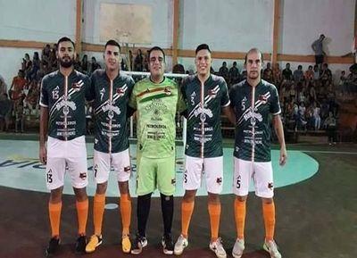 Capitán Bado hace valer localía y clasifica a la final del Nacional de fútbol de salón