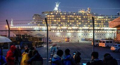 Japón suma más de 500 casos del coronavirus con 99 nuevos contagios en el crucero