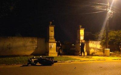 Asesinan a dos hombres en fiesta de cumpleaños en Pedro Juan Caballero